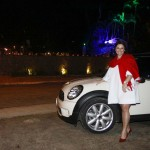 Daniela Ines- ganhadora do Mini Cooper